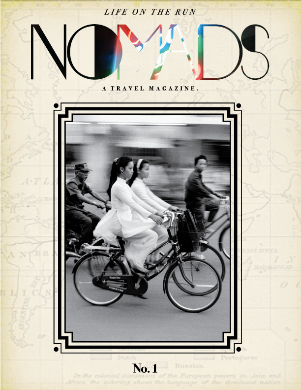 Nomads Magazine Issue 1