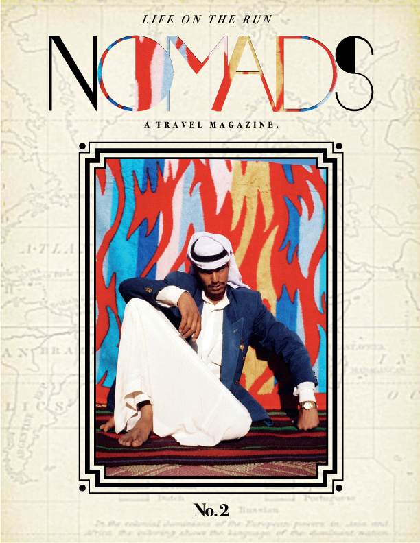 Nomads Magazine Issue 2