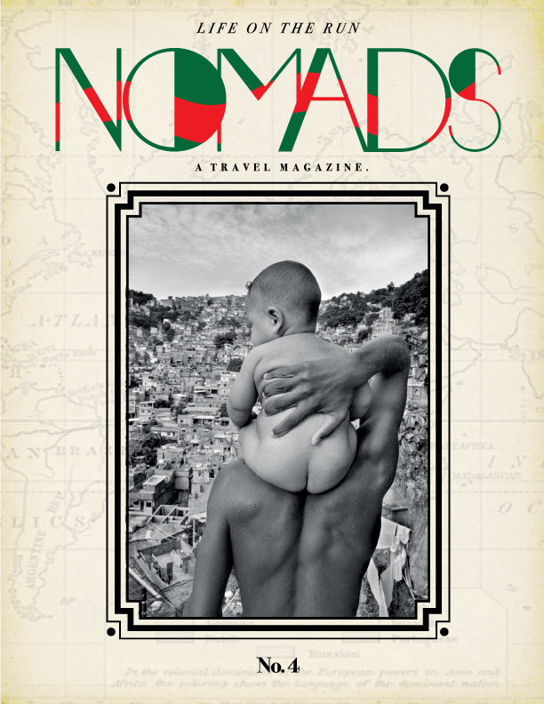 Nomads Magazine Issue 4