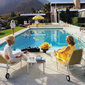 Slim Aarons: A Curated Life