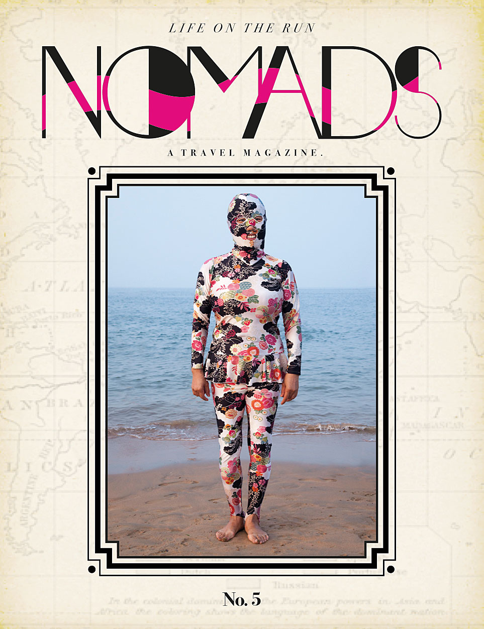 Nomads Magazine Issue 5