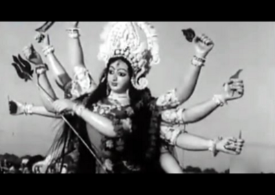 Retro Clips: '1973 New Delhi Feast of Goddess Durga'