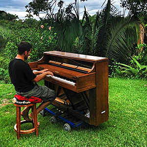 Piano Around The World