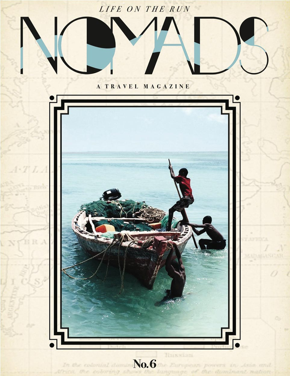 Nomads Magazine Issue 6